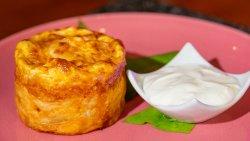 Aburindă cu brânză / Steaming Cheese image