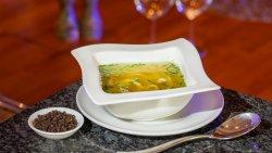 Supă de găină frumoasă / Beautiful Hen Soup image