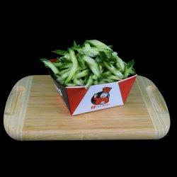 Salată de castraveți cu usturoi image