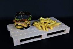 Fire Woks Burger image