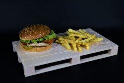 Hon Kong Burger image