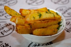 Cartofi prăjiți buharian image