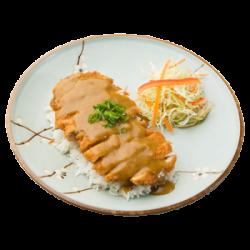 Curry pork