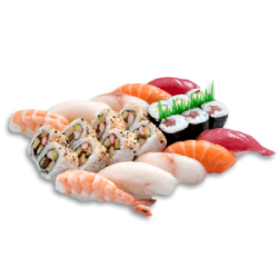 Mix sushi for two