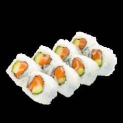 Salmon avocado Maki
