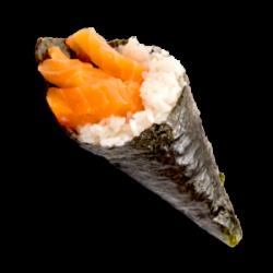 Salmon Temaki
