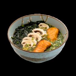 Salmon Udon