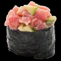 Spicy Tuna Gunkan