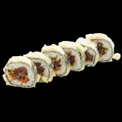 Spicy Tuna Tempura Maki