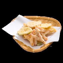 Vegetable Tempura Appetizer