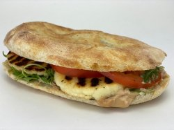 Buon panino halloumi image
