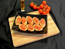 Bruschette cu roșii image