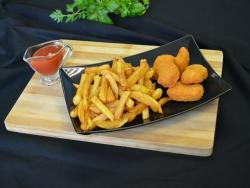 Nuggets cu cartofi prăjiți image