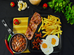Seasoning breakfast image