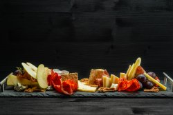 Charcuterie and Cheese Board 850g image