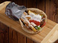 Lipie grecească cu Burger El Greco image