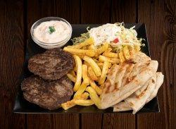 Meniu Burger El Greco image