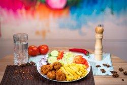 Meniu aripioare crispy picante (mediu) image