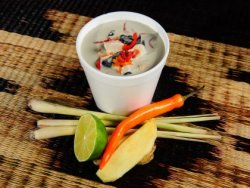 Supă Tom Kha