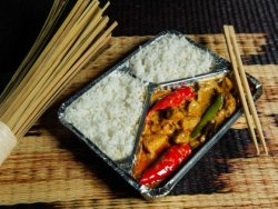 Thay red curry