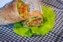 Wrap cu falafel image