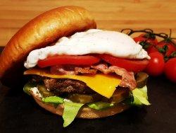 Egg Burger image
