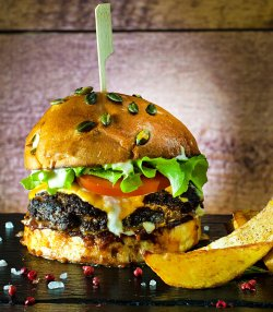Butter burger image