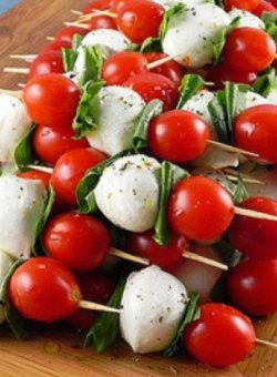 Salată Caprese image
