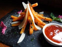 Cartofi dulci rumeniți* image