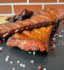 Pork ribs image