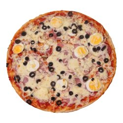 Pizza Monte Carlo image