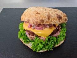 Primitiv burger image
