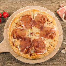 1+1  Pizza Prosciutto crudo e gorgonzola 45 cm  image