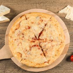 1+1  Pizza Quattro formaggi 30 cm image