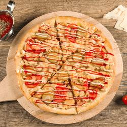 1+1  Pizza Shaworma 30 cm image