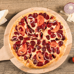 1+1  Pizza Turcească 45 cm  image