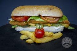 Crispy sandwich image