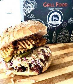 Bad Boy Brisket Sandwich image