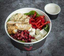 Quinoa Bowl image