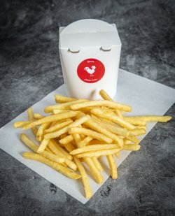 Crispy fries image
