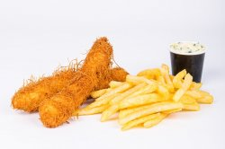 Crazy chicken  image