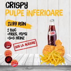 Combo crispy pulpe inferioare image