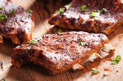 Scăricică de porc marinată la cuptor image