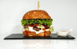 Italian Burger image