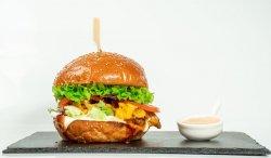 Pulled Pork Burger image