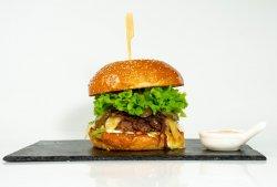 Sweet & Sour Burger image