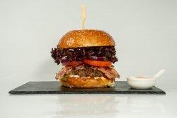 Tasty Burger image