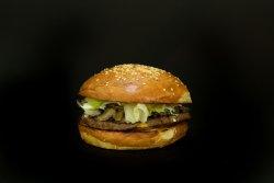 Burger cu Ciuperci