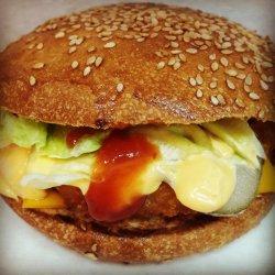 Burger cu Pui