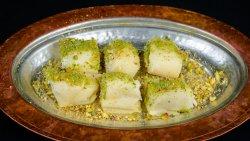 Halamat Aljabn cu brânză dulce image